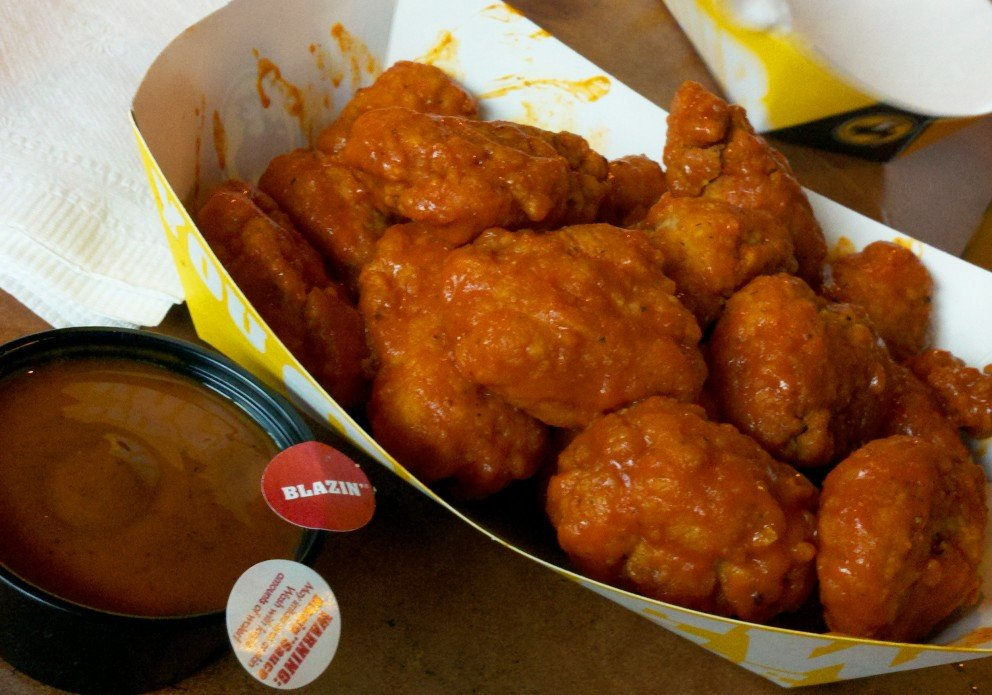 T he Buffalo Wild Wings Happy Hour Specials consist of drinks as well as appetizers and dishes that are heavily discounted. So, if you like to getting deals and don't mind eating a little before or after the normal dinner hours, you must check out the happy hour deals that they offer at Buffalo Wild Wings Grill & .